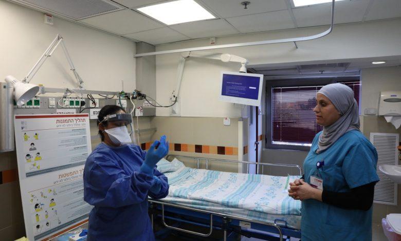 "Photo of החמרה במצבה של יולדת בת 20 חיובית לקורונה המאושפזת ב""סורוקה"" חוברה למכונת אקמו. היא ללא מחלות רקע"