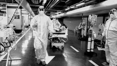 """Photo of עקב עלייה במספר החולים קשה והמונשמים, ביה""""ח """"ברזילי"""" פותח לראשונה את בית החולים התת-קרקעי שבו תפעל מחלקת קורונה רביעית"""