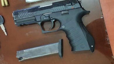 Photo of בן שש עשרה מאשקלון נעצר בחשד להחזקת אקדח