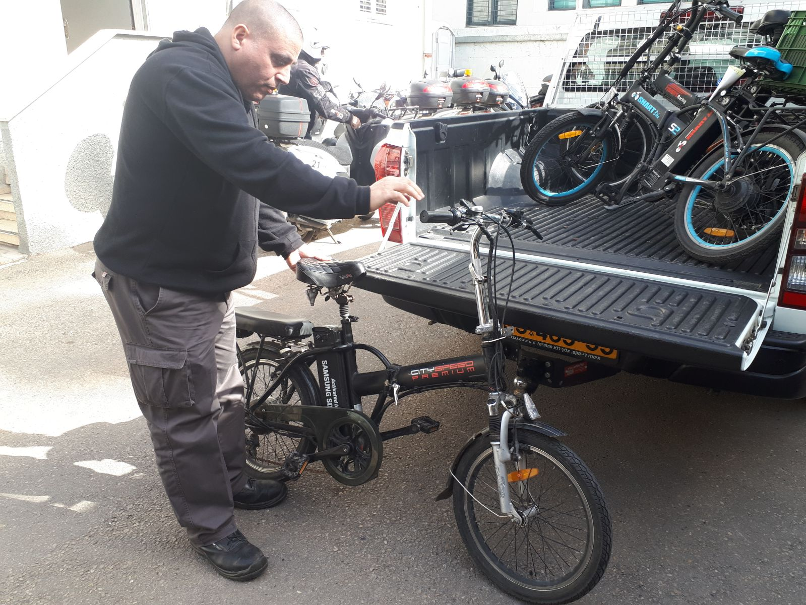 Photo of שבוע חדש, דוחות חדשים. 510 דוחות תנועה נרשמו השבוע, מתוכם 131 נגד רוכבי אופניים חשמליים