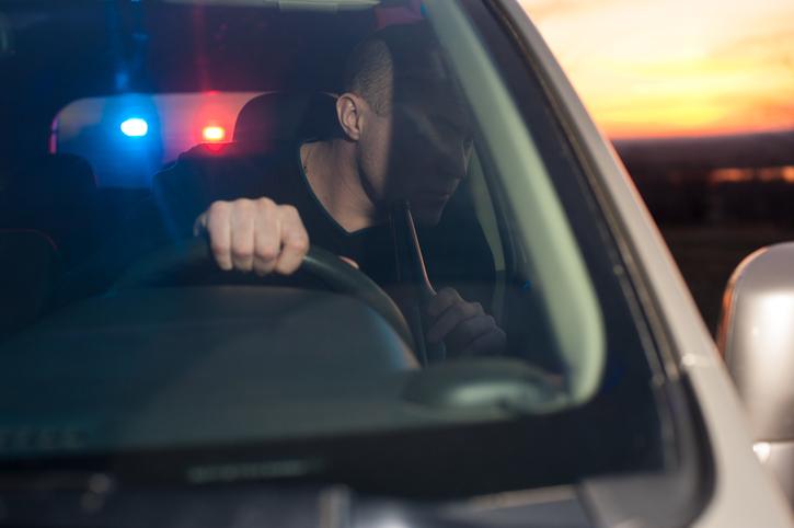 היריות שרקו מעל ראשי הנהגים. צילום: גטיאימג'ס