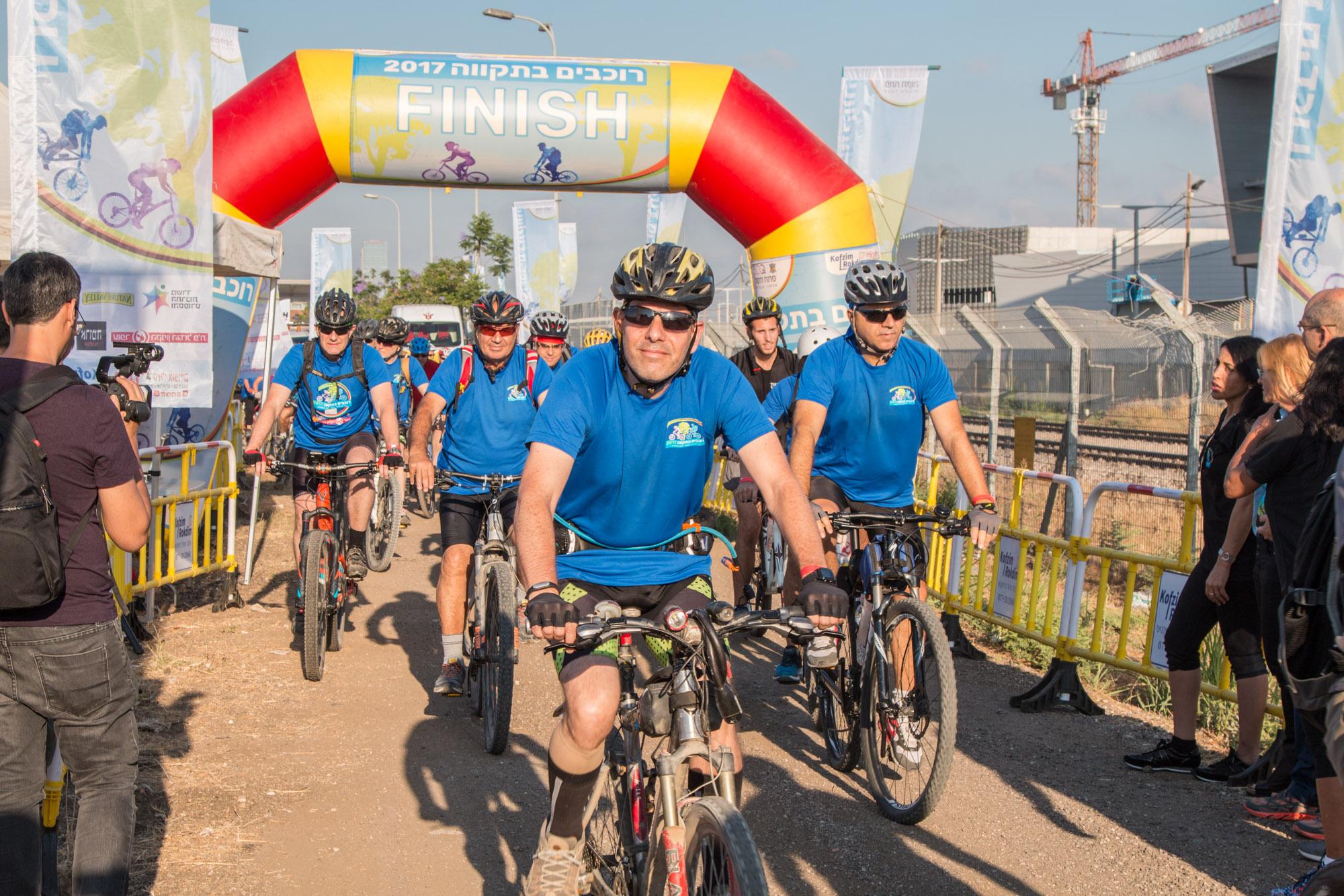 Photo of רוכבים בתקווה- מרוץ האופניים העירוני חוזר בפעם השנייה