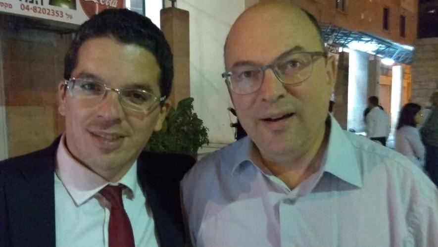 Photo of שלומי זינו רושם ניצחון בפריימריס בליכוד בנשר ומצרף לרשימת התומכים את פרופ' יצחק ברוורמן