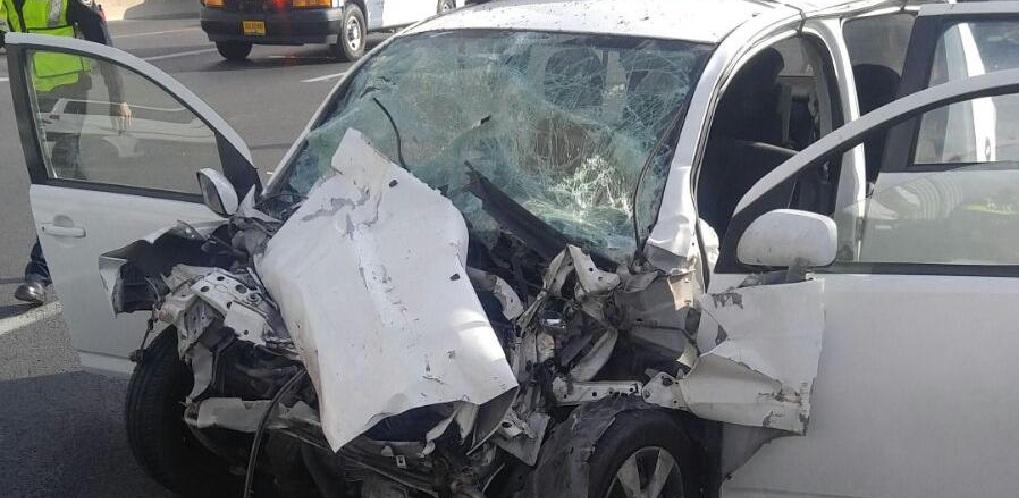 Photo of תאונה קשה הבוקר בסמוך למחלף ההלכה בתל אביב עם 6 צעירים פצועים גם קשה
