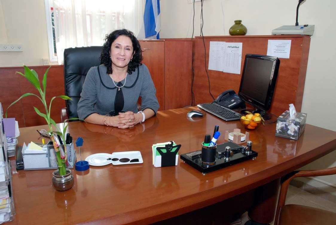 Photo of אטי אדר נבחרה לעמודבראש מנהל החינוך