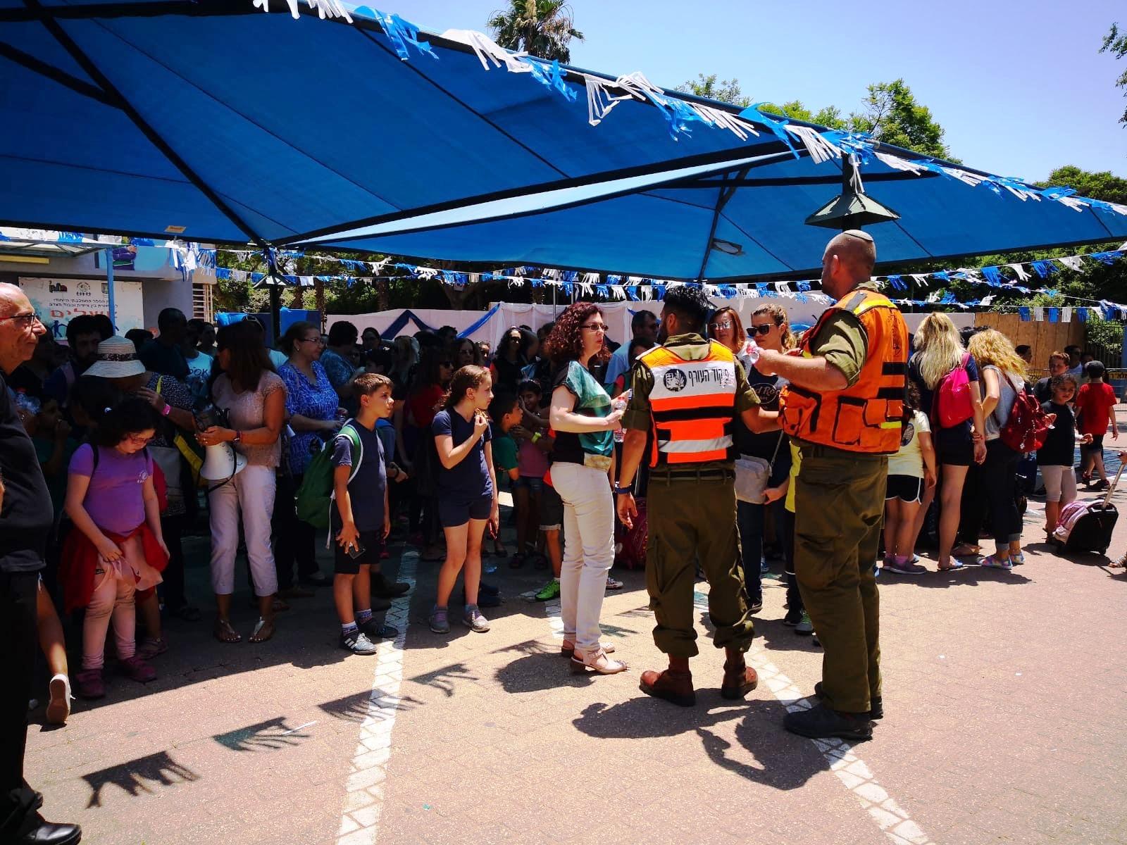 Photo of תרגיל עירוני למוכנות לחירוםהתקיים בחולון