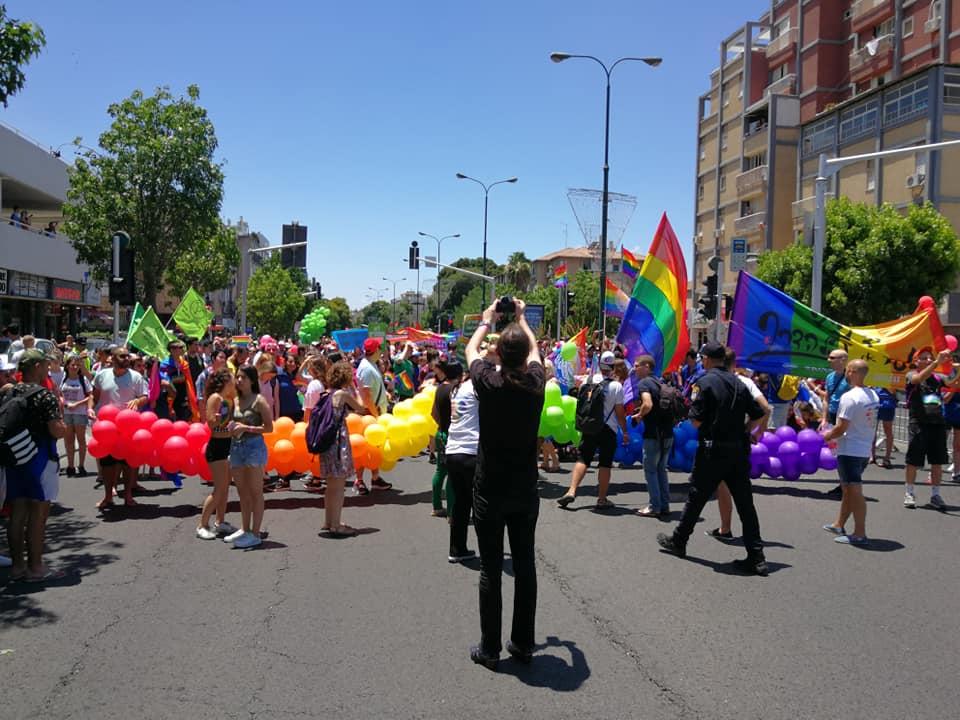 Photo of מצעד הגאווה בראשון לציון: רגעי ההשפלה והסימון הלא נחוץ של המשתתפים