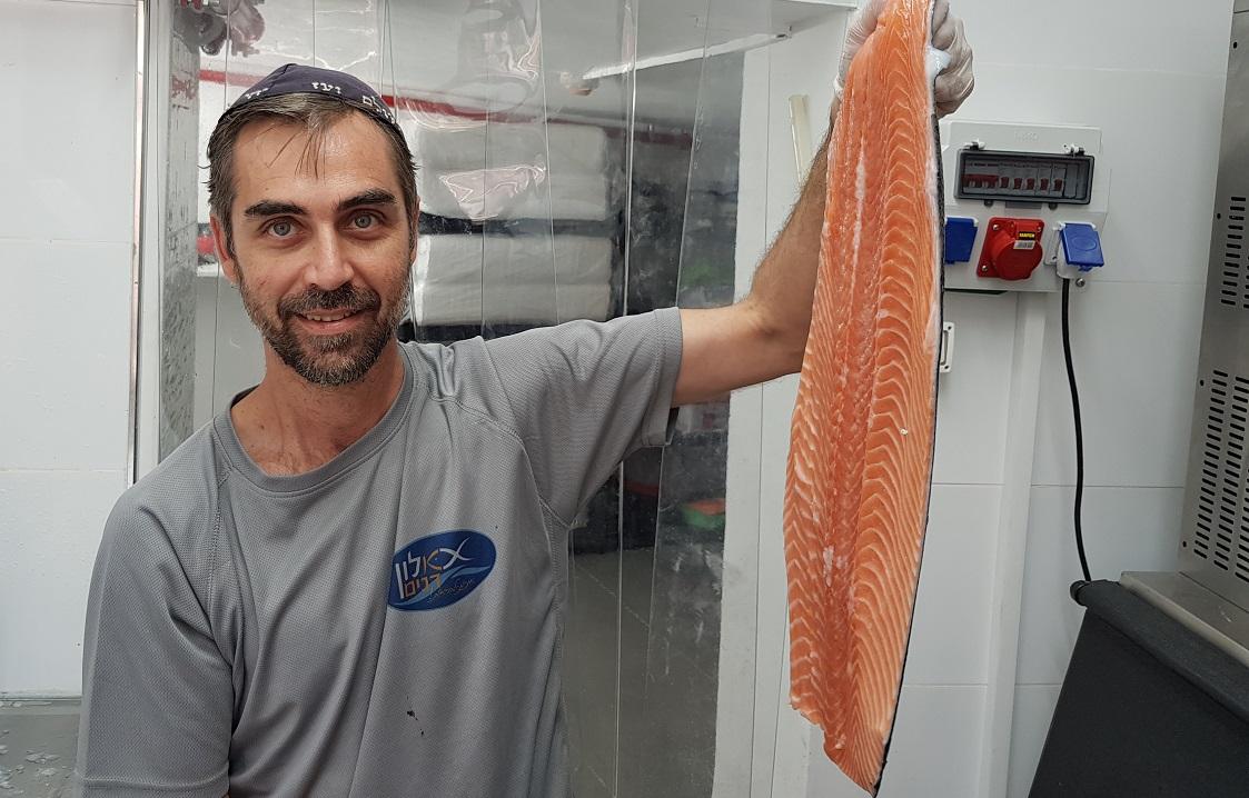 Photo of קניון הבאר במערב ראשון מתחדש ומתהדר בחנות דגים איכותית- אלון דגים!