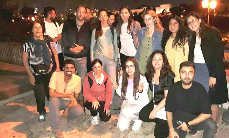 Photo of שומרים על המסורת: סיור סליחות מרגש בירושלים לסטודנטים מהאוניברסיטה הפתוחה