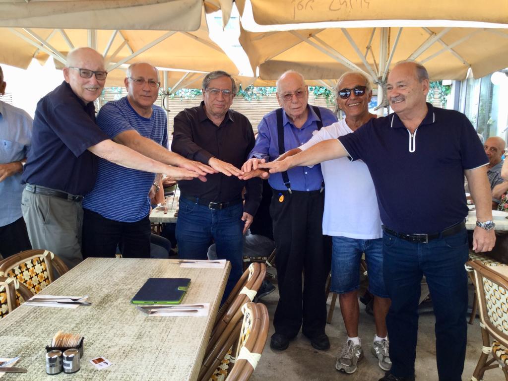 """Photo of הגמלאים הודיעו: ״זינגר לראשות העיר רמת גן"""""""