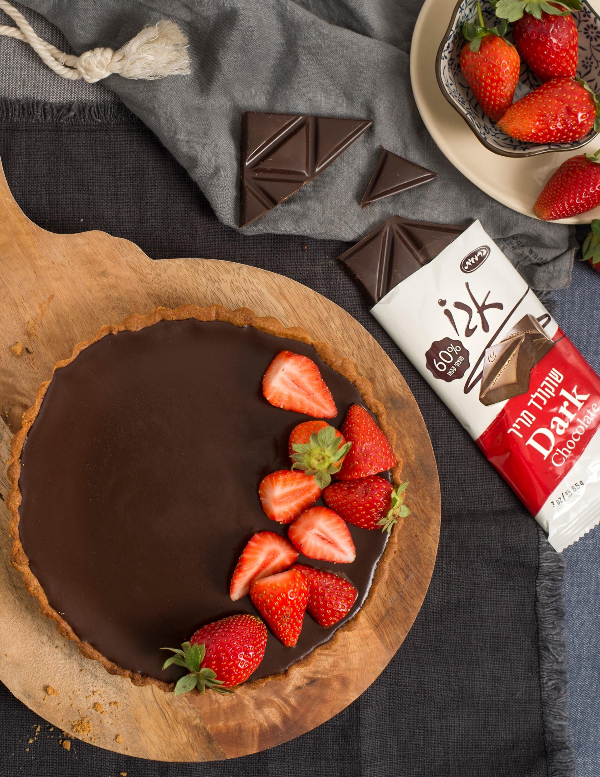 Photo of מתוק לו מתוק לו – מתכון לטארט שוקולד