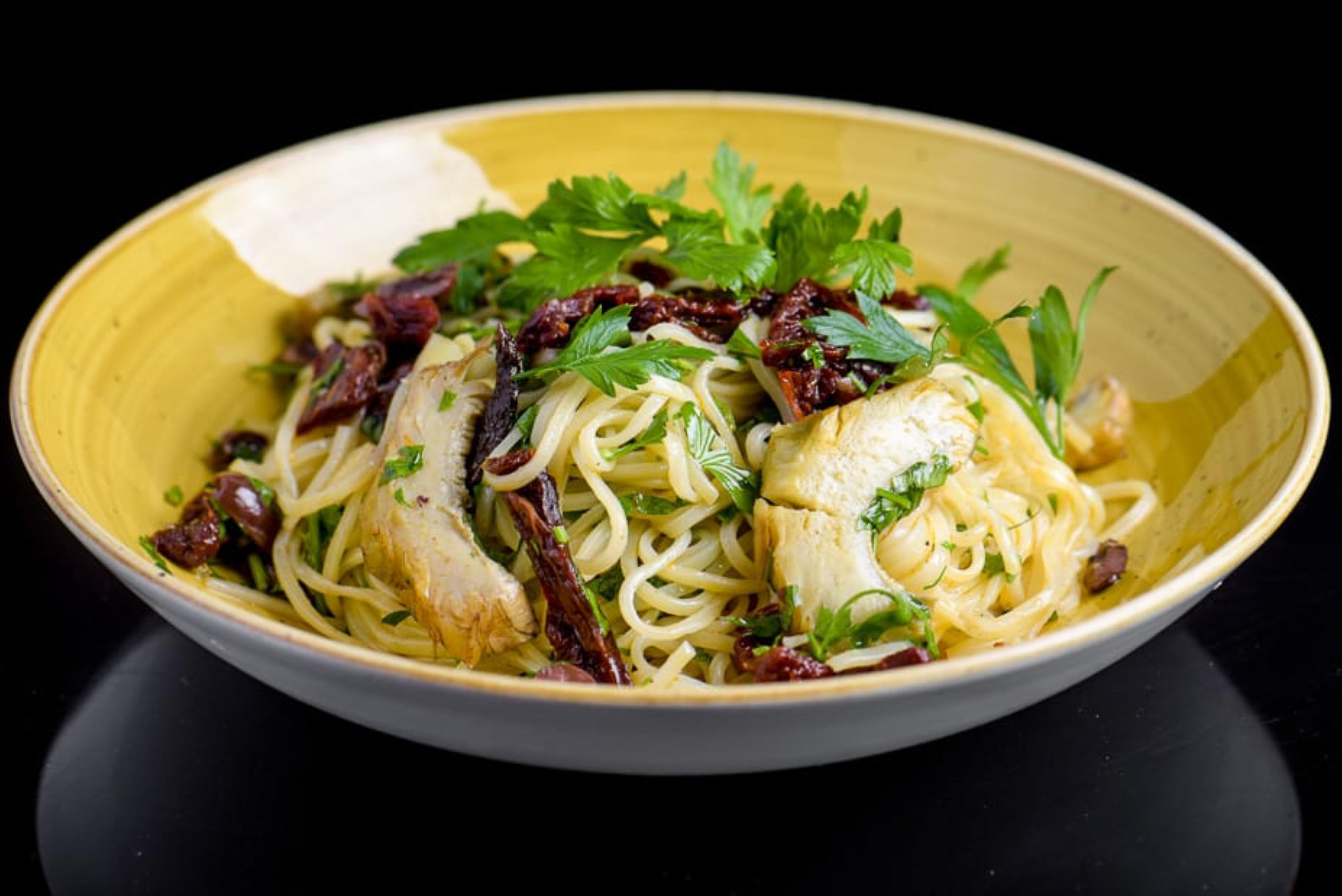 Photo of מתכון לספגטי, אבל טבעוני