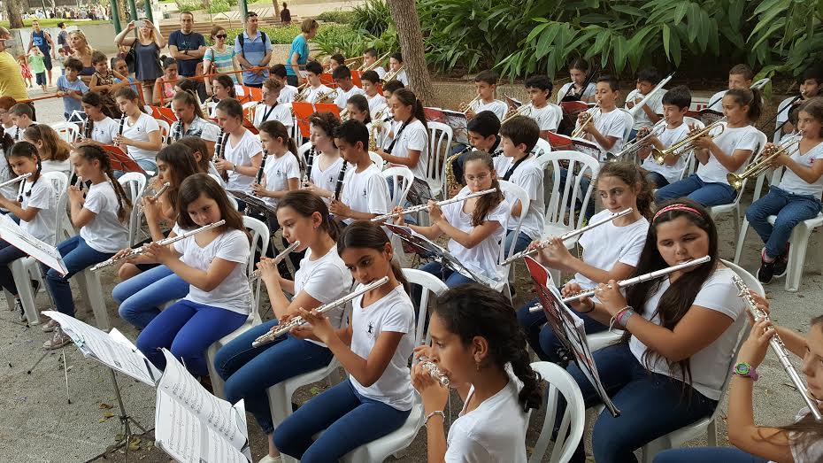 Photo of לראשונה בראשון לציון: בתי ספר מנגנים גם בחטיבות הביניים