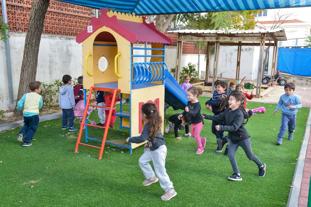 """Photo of עיריית ראשל""""צ והסתדרות המורים חוברים לפיילוט לצמצום הצפיפות בגני הילדים בעיר"""