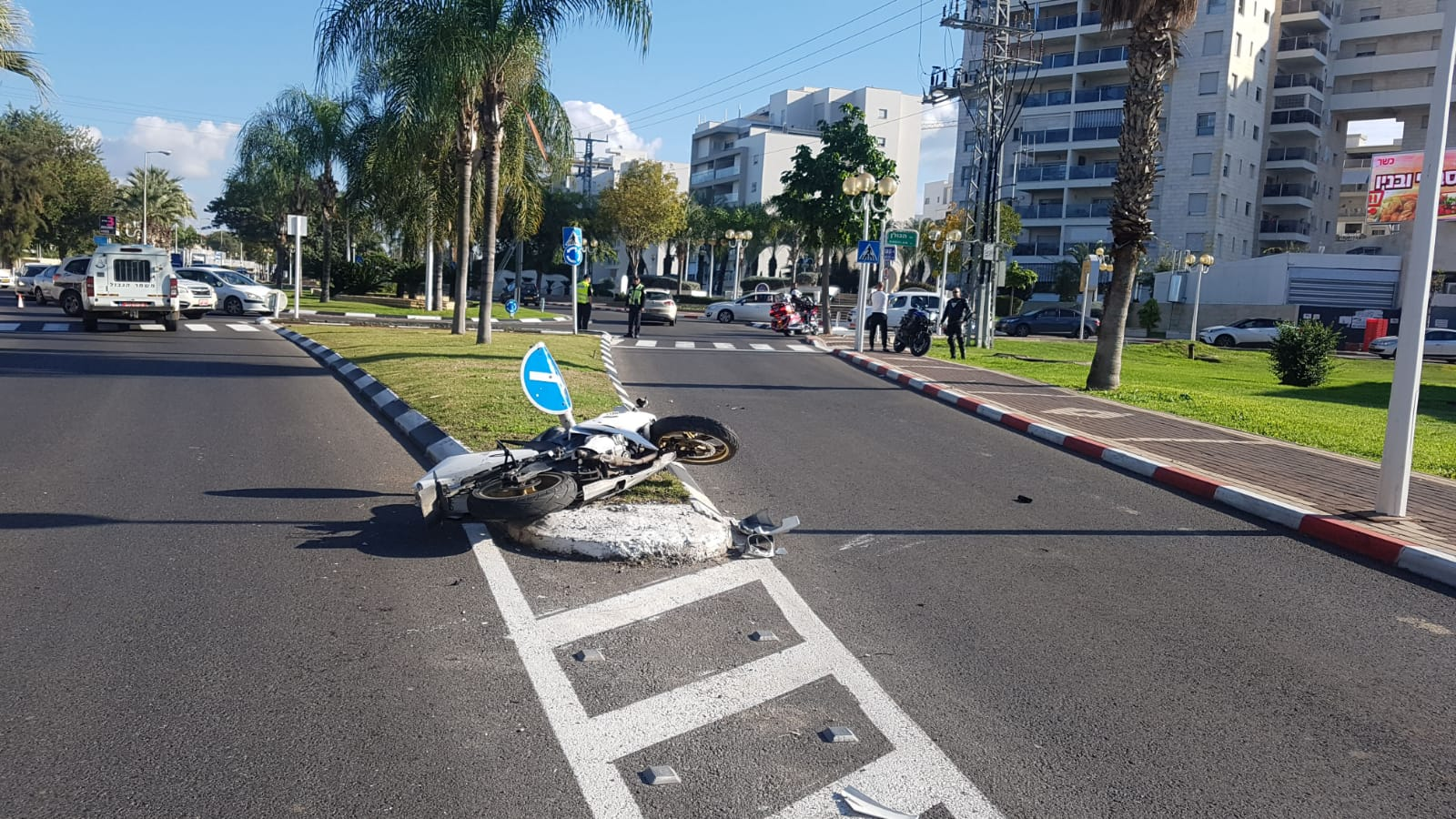 Photo of רוכב אופנוע נהרג הבוקר בנהריה, בזמן שככל הנראה נמלט על אופנוע גנוב