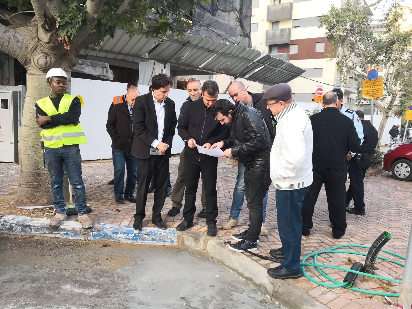 Photo of מגבירים את האכיפה ברחבי העיר