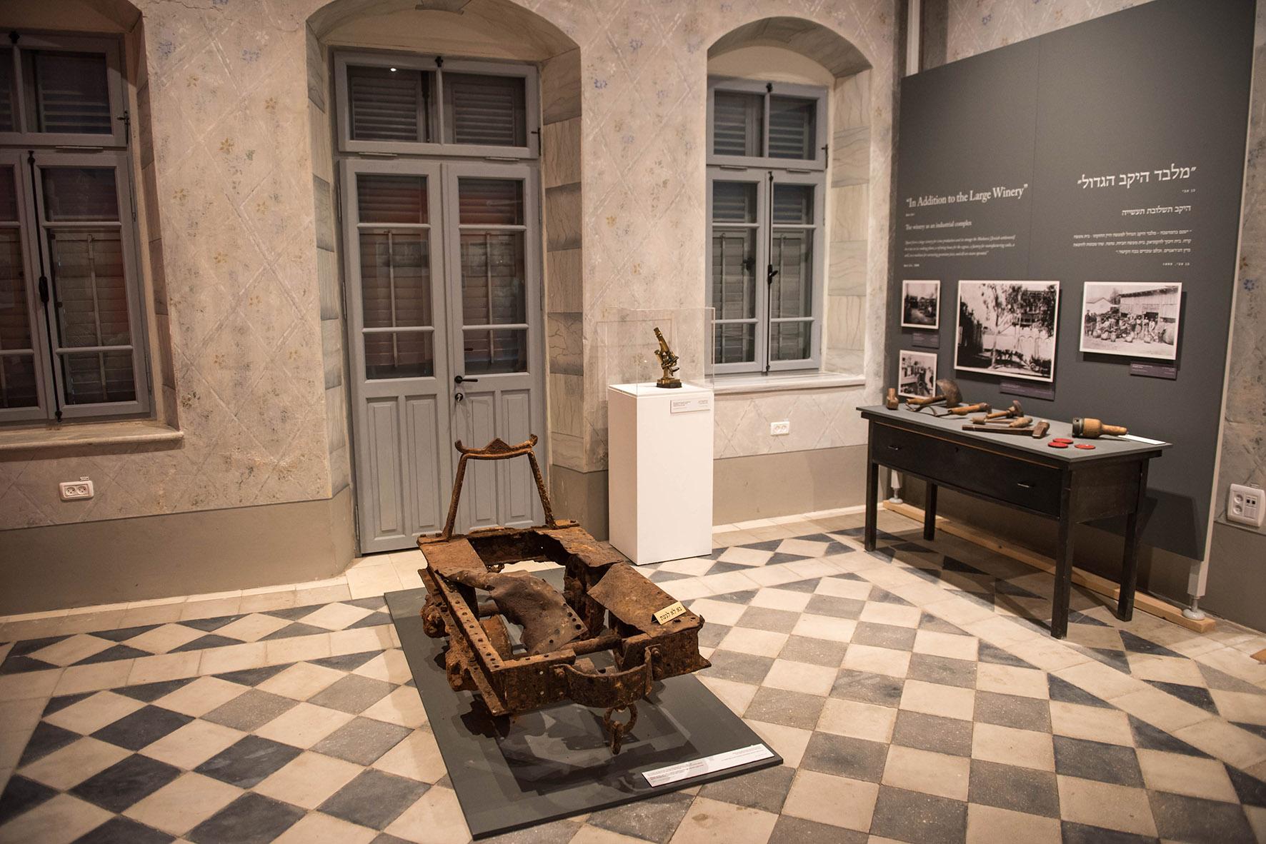 Photo of כבוד למוזיאון ראשון לציון:ארכיון המוזיאון יעבור תהליך דיגיטציהויוצג בספריה הלאומית של ישראל