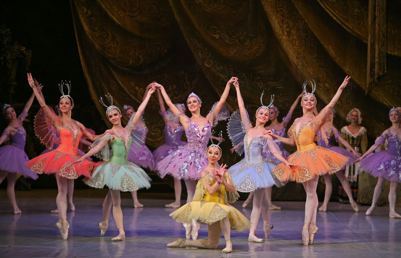 Photo of תיאטרון הבלט הלאומי של רוסיה בניהולו של ויאצ'סלב גורדייב מגיע לתל אביב
