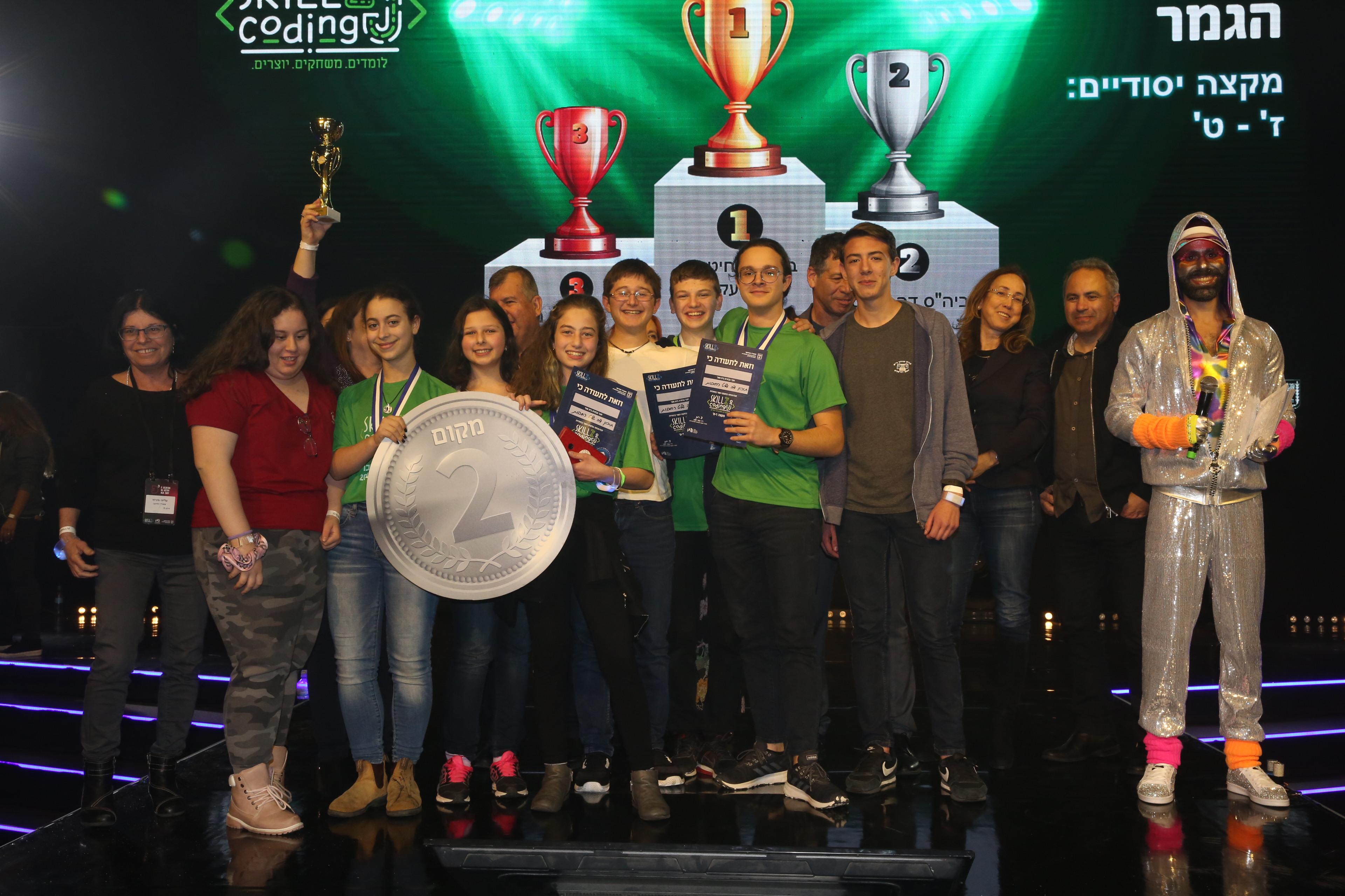 Photo of אלופי האלופים בגמר אליפות הסייבר הלאומית