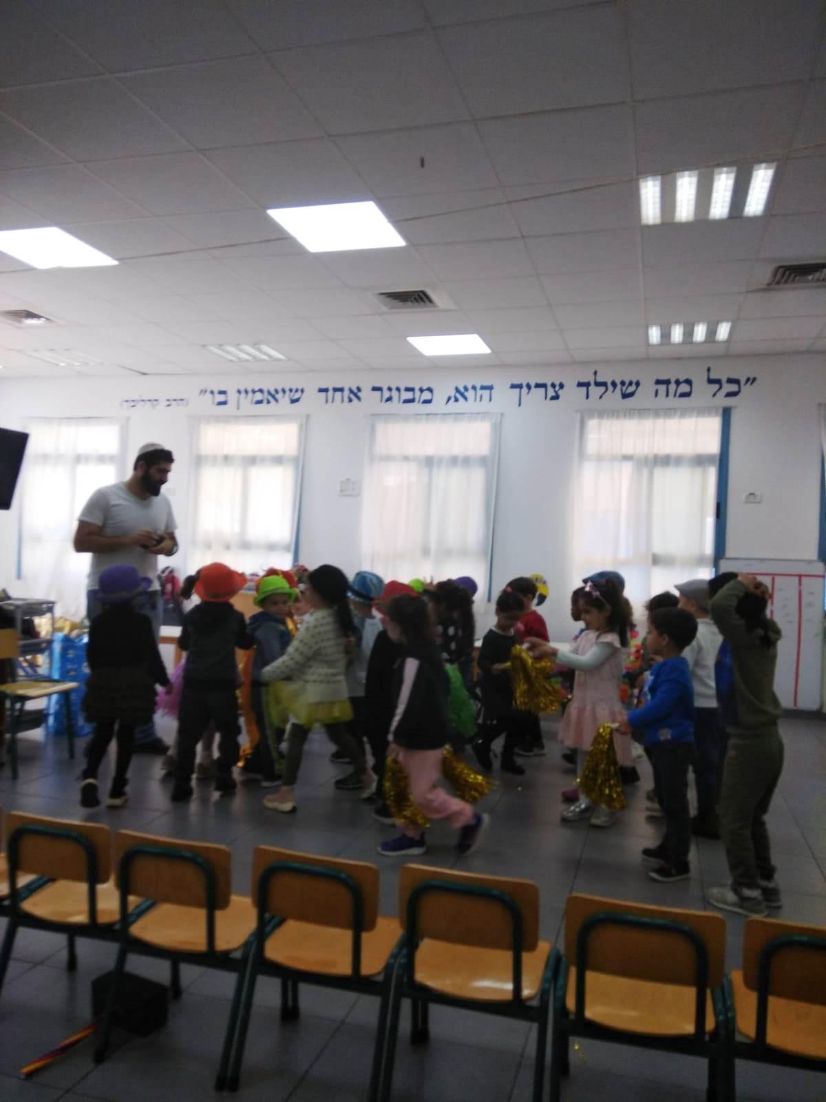 Photo of מִלְגַן – סטודנטים בחולון מתנדבים בגני ילדים ומקבלים מלגות