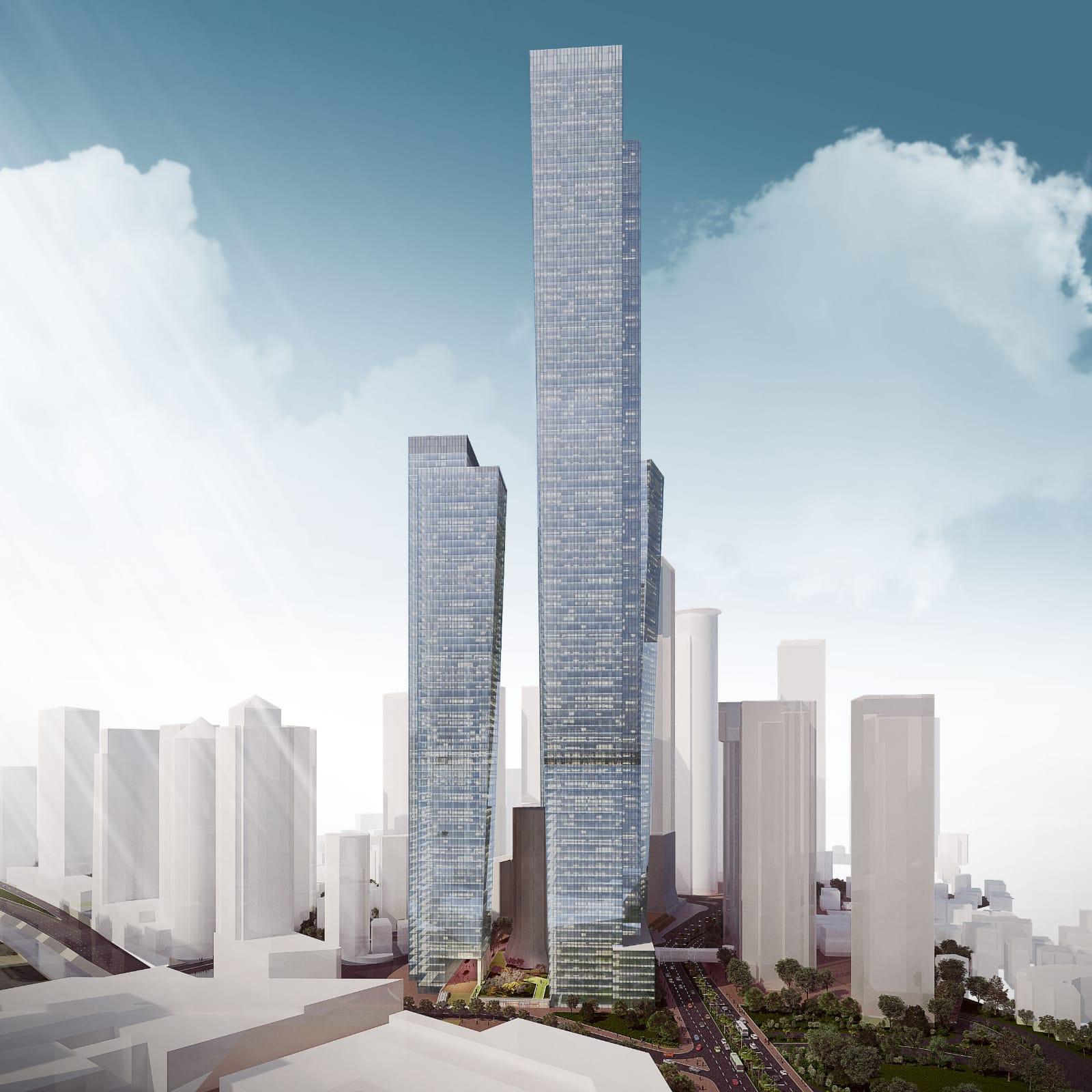 Photo of השיא יהיה ברמת גן. ראש העירייה אישר את הקמת המגדל הגבוה בישראל בן 120 קומות במתחם הבורסה בעיר
