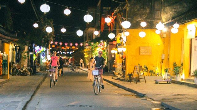 הוי אן. ויאטנם. טיולי אופניים. צילום צילום: Pexels