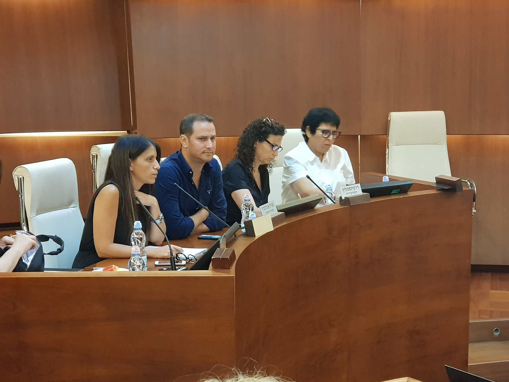 Photo of על רקע מקרי ההתעללות בילדים התכנסה בעיריית ראשון לציון הוועדה לקידום בטיחות ילדים
