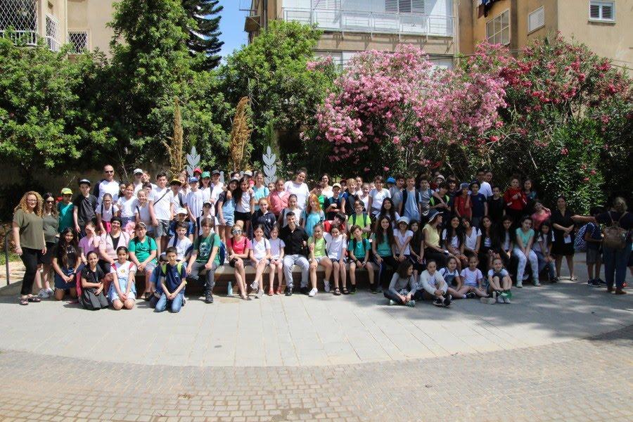 Photo of כנס סוף שנה לחינוך סביבתי בגבעתיים