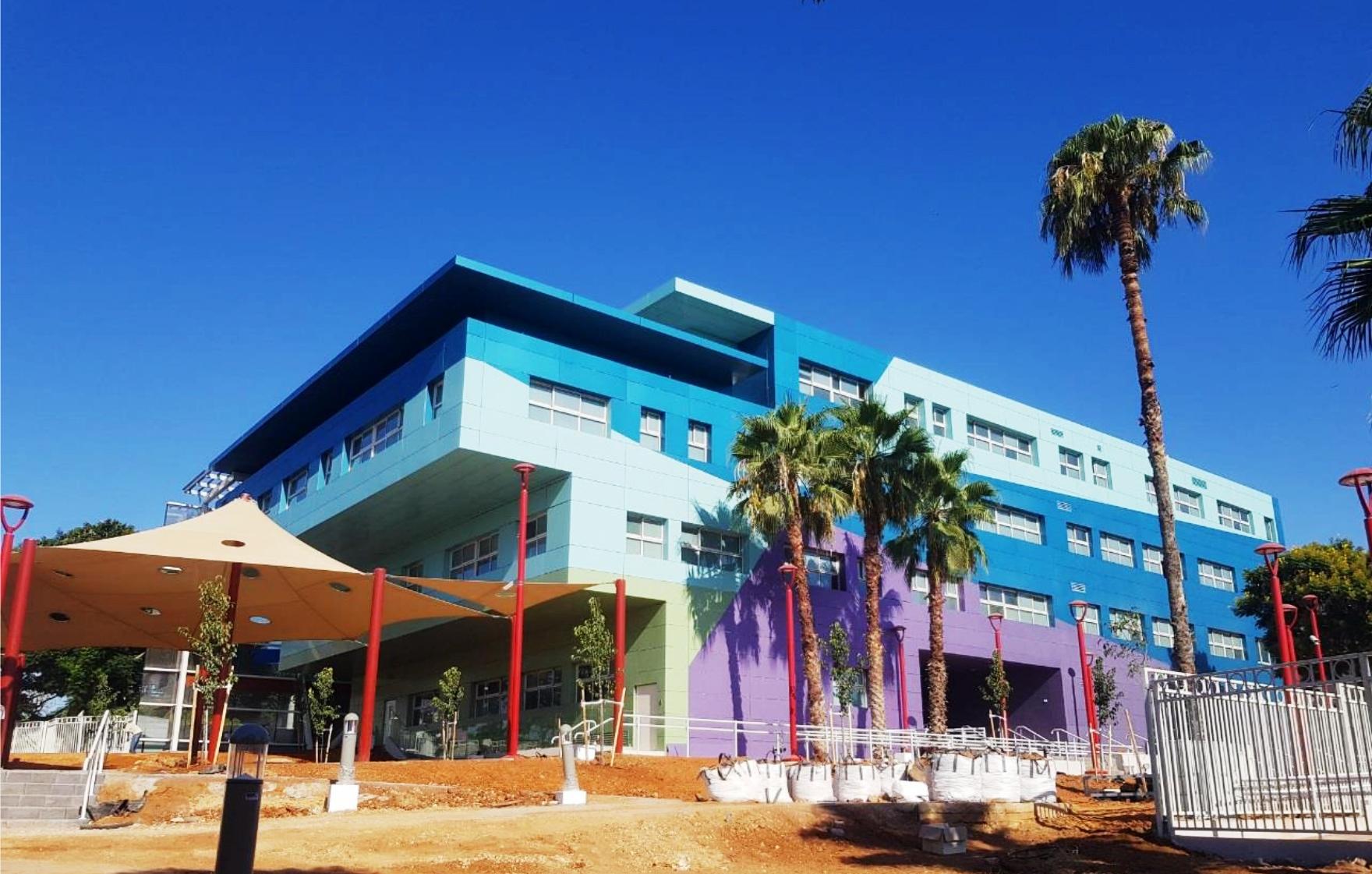 Photo of מבנים ומתקני ציבור חדשים לקראת שנת הלימודים בראשון לציון