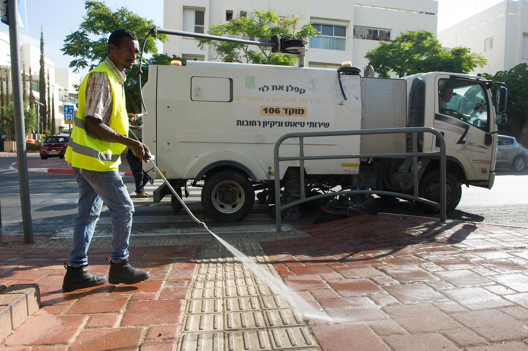 Photo of קול קורא לתושבי ראשון – עזרו לנו לנקות