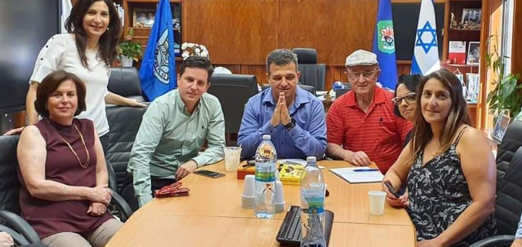 """Photo of אחרי 27 שנה, ייבנה בית ספר יסודי חדש בר""""ג. ביה""""ס ניצנים ייהרס ויבנה בית ספר חדש"""