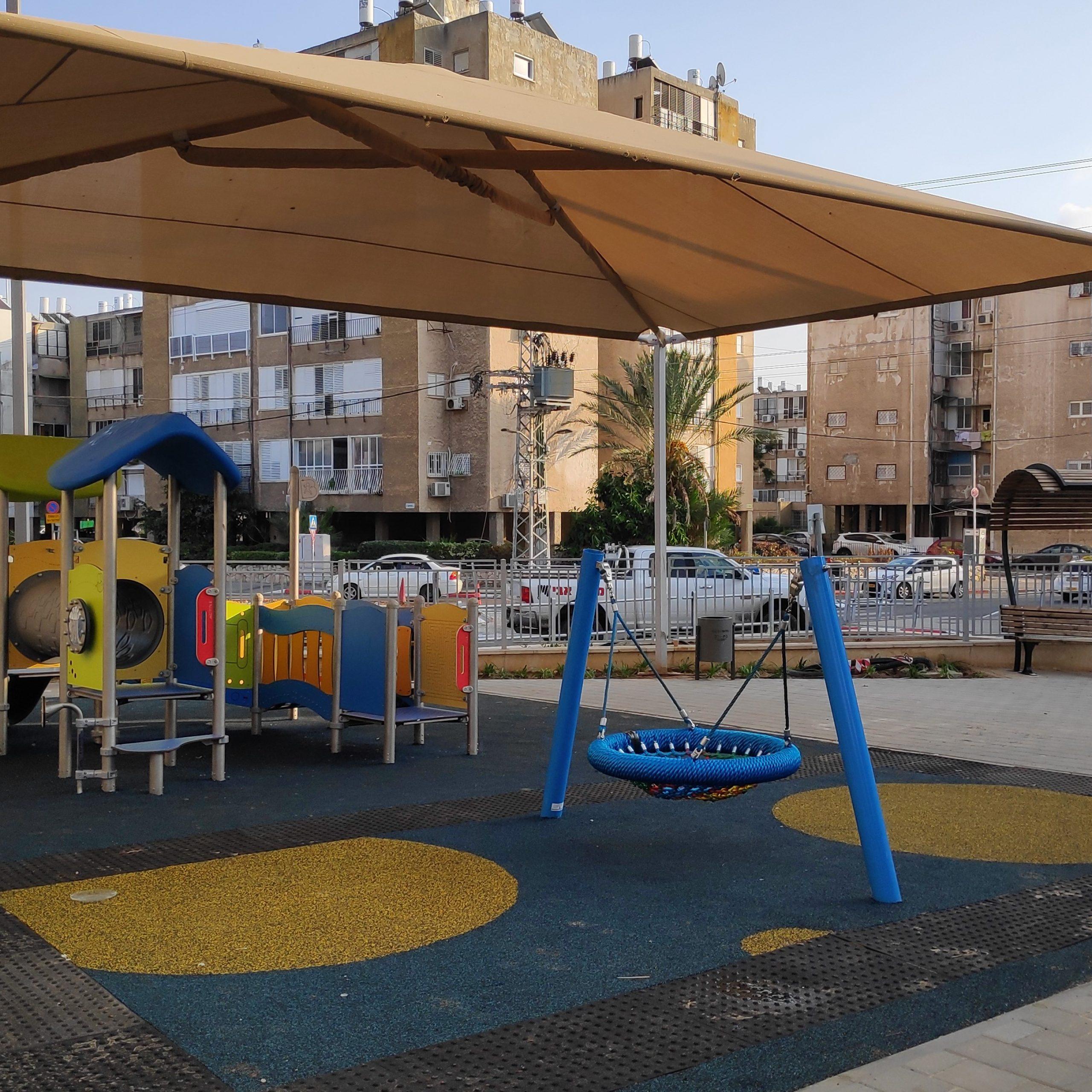 Photo of מחדשים את הגינות: הושלם שדרוג גינת פיצי במרכז העיר