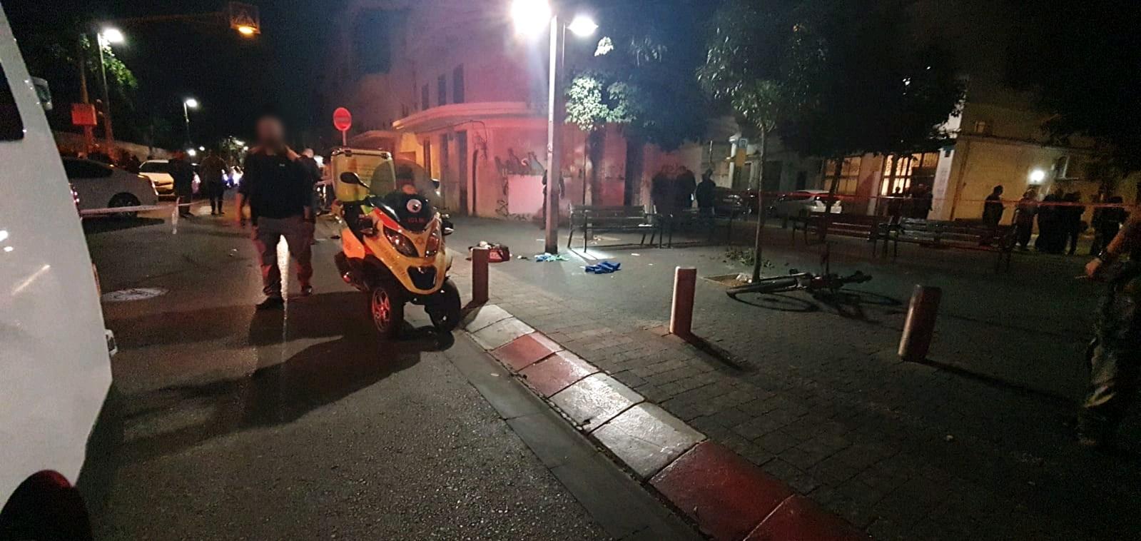 "Photo of ירי בסמוך לשוק הפשפשים ביפו: פצוע קשה ופצוע בינוני פונו לביה""ח"