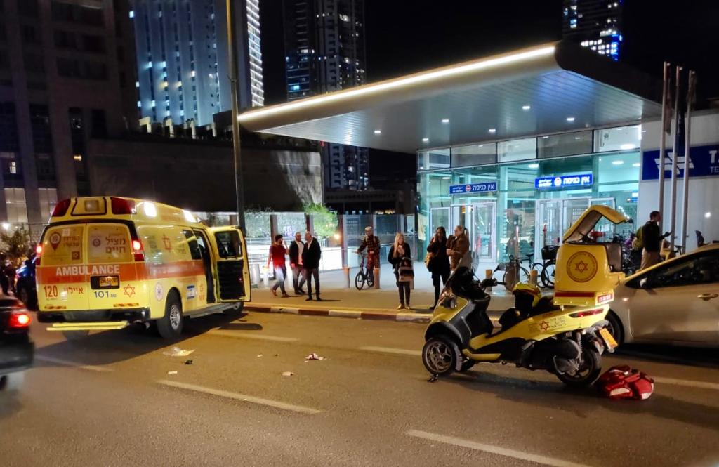 Photo of שתי תאונות קשות של רוכבי אופניים חשמליים