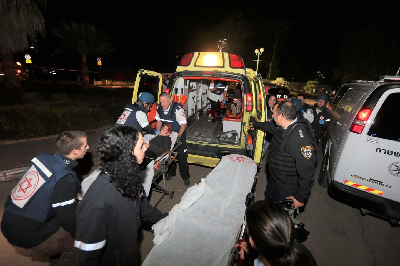 """Photo of מתכוננים לכל מקרה: תרגיל אירוע רב נפגעים של מד""""א בתל אביב"""
