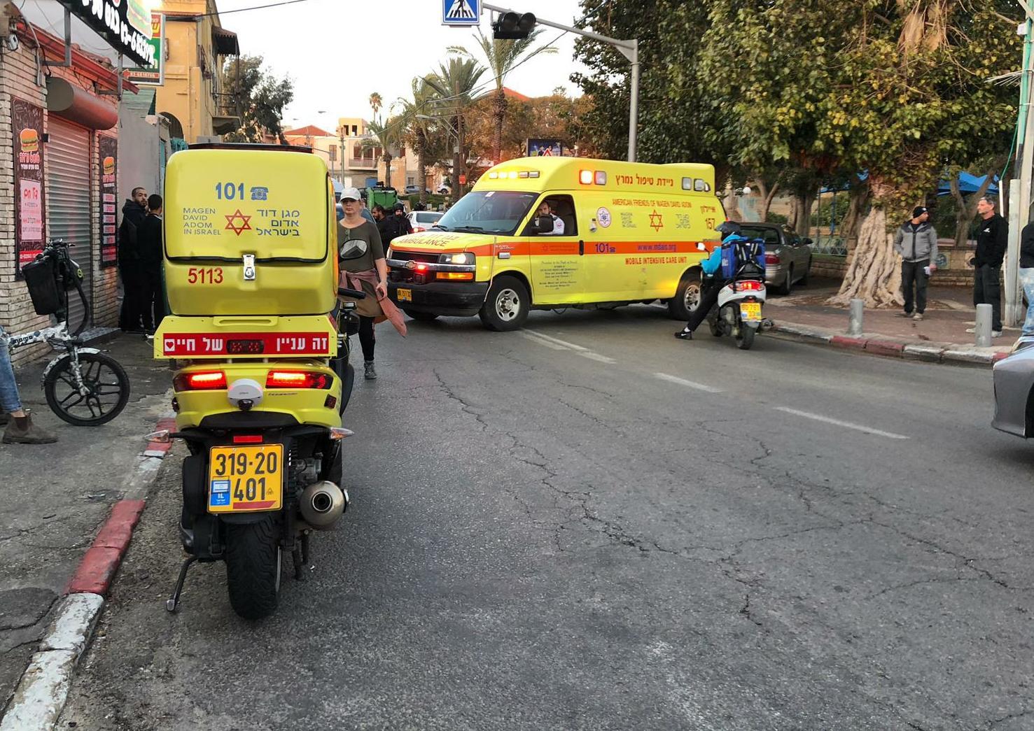 Photo of ניסיון חיסול: צעיר בן 25 במצב קשה לאחר שנורה ברחוב יפת בתל אביב