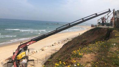 Photo of מצילים את המצוק: עיריית בת ים החלה בעבודות לשיקום וייצוב מצוקי החופים