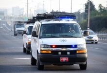 "Photo of תושב אור יהודה שבר במהלך הסופ""ש את הסגר, אבל זו לא הסיבה שהשוטרים החליטו לעצור אותו"