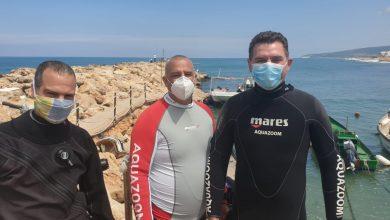 Photo of לזכר לוחמי שייטת 13: טקס זיכרון ייחודי נערך לראשונה בישראל מתחת למים