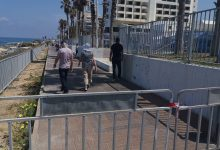 Photo of התאווררות בטוחה לדיירי מגדלי הים התיכון בטיילת העליונה בזמן קורונה
