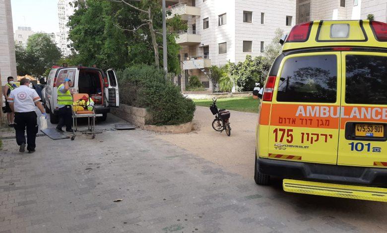 Photo of שוב טרגדיה באתר בנייה: פועל בן 35 נהרג מנפילה באתר בנייה ברחוב הזיתים בגבעת שמואל