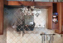 Photo of כמו שמן ומים. סיר עם שמן רותח שלא כובה כמו שצריך גרם לשריפה בדירה בראשון לציון