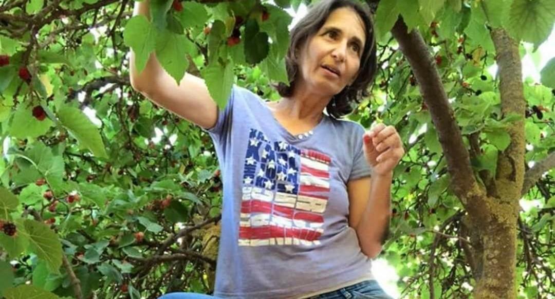 """נעמה ברזילי ז""""ל: """"הייתה מורה אהובה, מסורה, חברה, ידענית. תחסר להרבה אנשים"""". צילום: פייסבוק"""