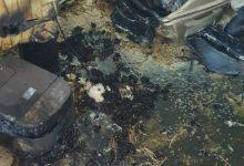 Photo of סוללה של אופניים חשמליים התלקחה בבני ברק וגרמה לשריפה. לוחמי האש השתלטו על האש