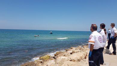 Photo of בן 25 נמשה ללא רוח חיים, סמוך לחוף מנטה ריי בתל אביב. ככל הנראה נקלע למצוקה וטבע למוות
