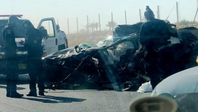 Photo of חמישה פצועים בתאונת דרכים בכניסה לנבטים