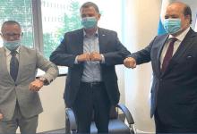 Photo of שיתוף פעולה בריאותי בין קזחסטן לישראל: מפגש חשוב נערך בין נציגי שתי המדינות שנמצאות במצב בריאותי דומה והתושבים בסגר