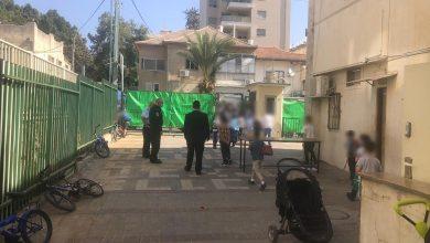 Photo of המשטרה סגרה היום תלמוד תורה ברחובות בו שהו עשרות תלמידים, בניגוד להנחיות. מנהל המקום נקנס