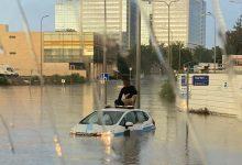 Photo of פגעי מזג האוויר: חילוצים דרמטיים בהצפות בחולון, אור יהודה ודיירים ממספר בניינים בנס ציונה