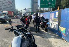 """Photo of מבצע אכיפה מיוחד בר""""ג  של משטרת התנועה הניב: מעל 100 דוחות והורדת אופנועים וכלי רכב לא בטיחותיים מהכביש"""